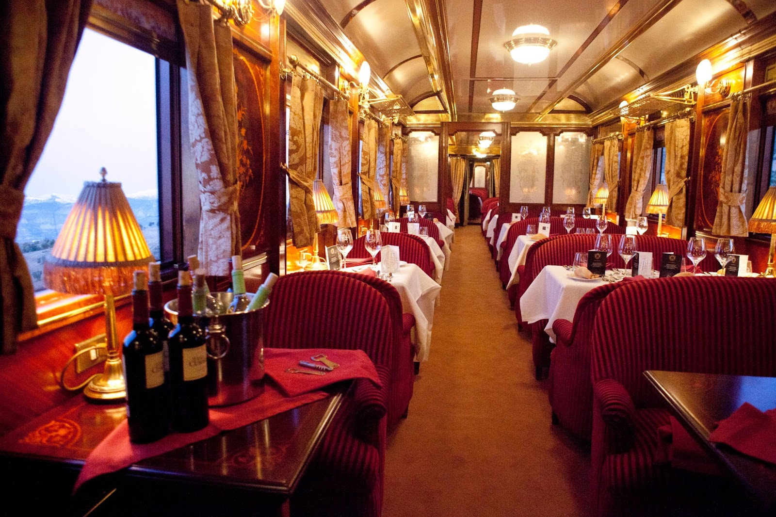 Pacific Express – Where your dreams came true