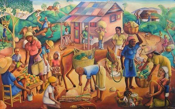 Haïtian Art – un réel modèle de développement durable – Projet touristique innovant