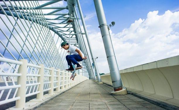 Skate et tourisme : un autre regard sur les destinations urbaines